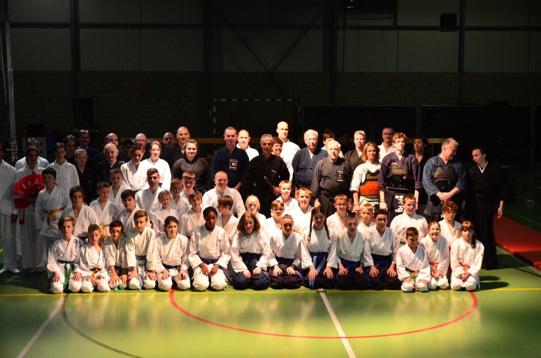 Kagami Biraki du Club / Janvier 2019