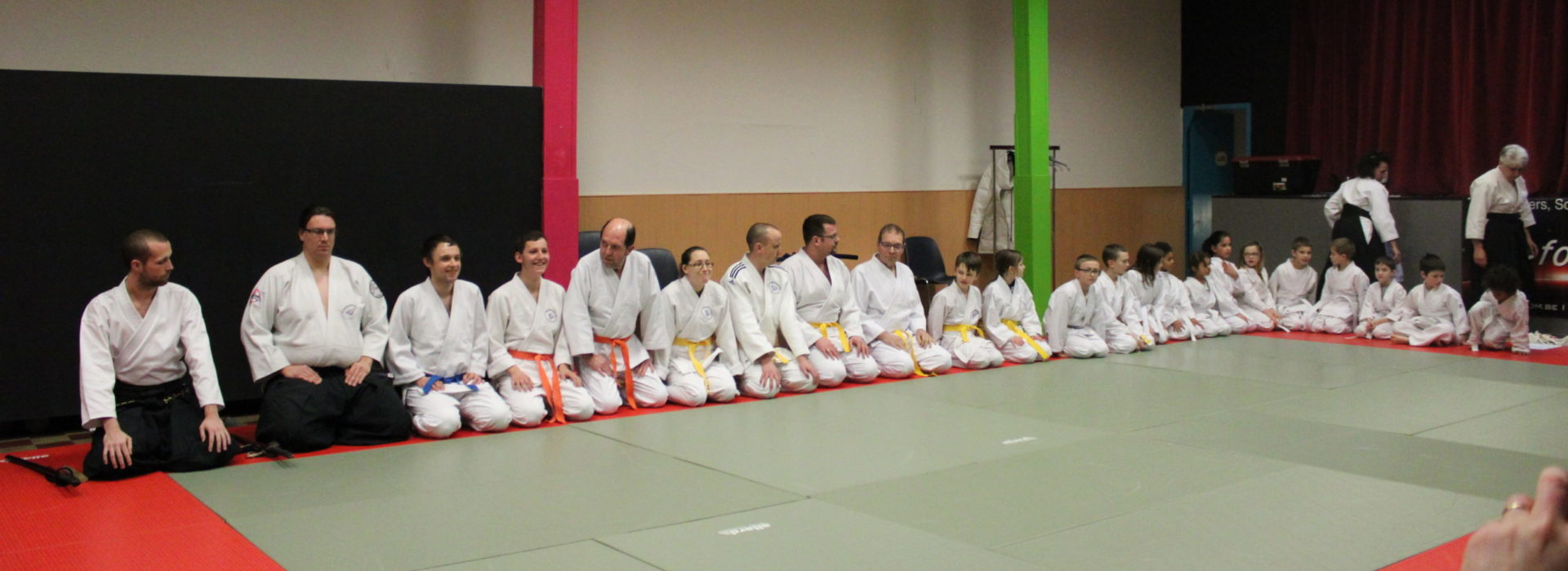 Ju-jutsu Traditionnel Flawinne